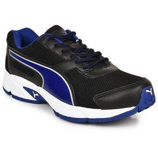 Puma Mens Blue Running Shoes