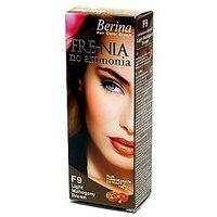 Berina FRE-NIA F9 Hair Color (Light Mahogany Brown)