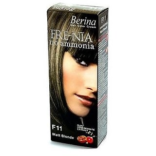 Berina FRE-NIA F11 Hair Color  (Matt Blonde)