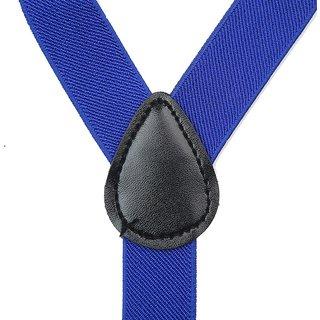 Royal Blue Suspender