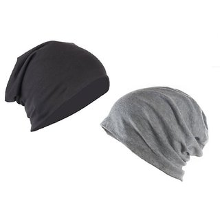 COMBO Beanie Cap Woolen Cap Slouchy for Men Women Unisex