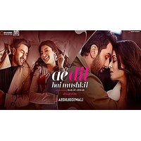 Ae Dil Hai mushkil Full movie DVD