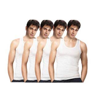 Men vests pack of 4