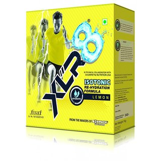 Six Pack Nutrtion - Xlr8-1Kg-Lemon