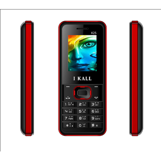 IKall K25 (1.8 Inch Dual Sim With FM Bluetooth Made in India)