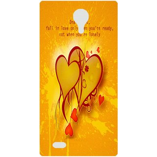 Amagav Back Case Cover for Lava A97 2LavaA97
