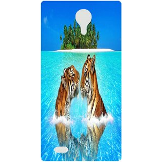 Amagav Back Case Cover for Lava A97 267LavaA97