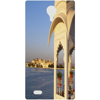 Amagav Back Case Cover for Lava X11 223LavaX11
