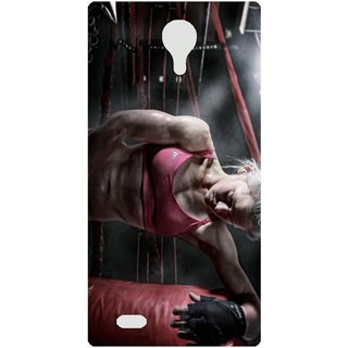 Amagav Back Case Cover for Lava A88 486LavaA88