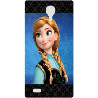 Amagav Back Case Cover for Lava A88 497LavaA88