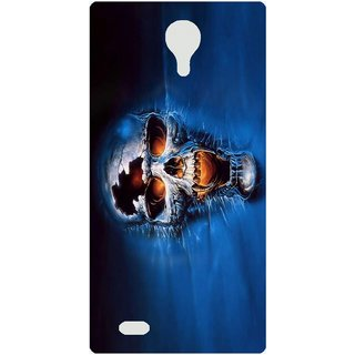 Amagav Back Case Cover for Lava A89 499LavaA89