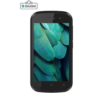 Swipe Konnect Neo 4G, Black [4G VoLTE, Quad Core, Android v6.0 Marshmallow, 5MP Camera]