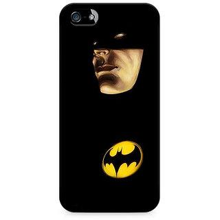 CopyCatz Dark Batman Premium Printed Case For Apple iPhone 4/4s