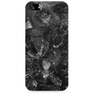 CopyCatz Dark Jewel Texture Premium Printed Case For Apple iPhone 4/4s