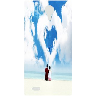 Amagav Back Case Cover for Lava A89 46LavaA89