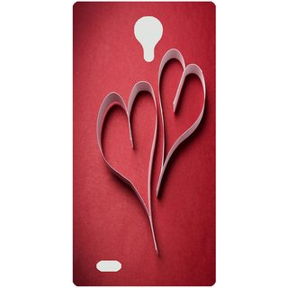 Amagav Back Case Cover for Lava A88 406LavaA88