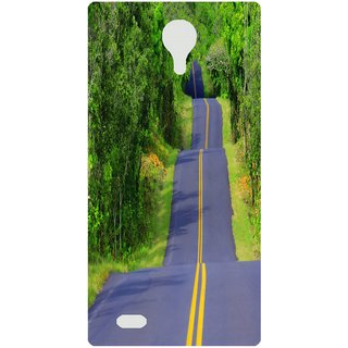 Amagav Back Case Cover for Lava A89 225LavaA89