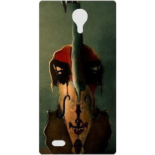 Amagav Back Case Cover for Lava A88 618LavaA88
