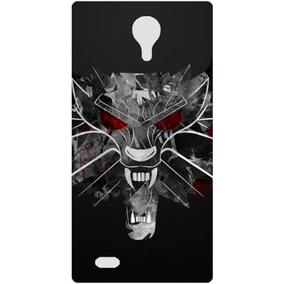 Amagav Back Case Cover for Lava A88 623LavaA88