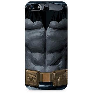 CopyCatz Batman Body Premium Printed Case For Apple iPhone 4/4s