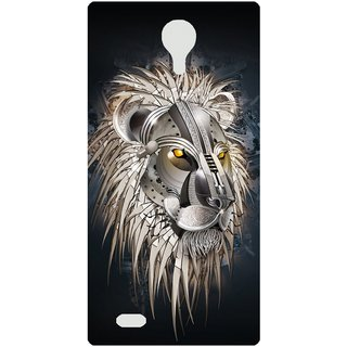 Amagav Back Case Cover for Lava A89 604LavaA89