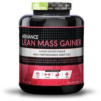 Advance Lean Mass Gainer Sugar-Free 3 Kg (6.6Lbs) Chocolate