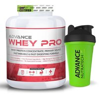 Advance Whey Pro Protein Powder 2 Kg ( 4.4Lbs ) Chocolate