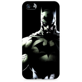 CopyCatz Batman Intense Premium Printed Case For Apple iPhone 4/4s