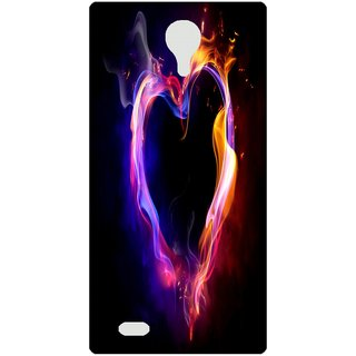 Amagav Back Case Cover for Lava A71 403LavaA71