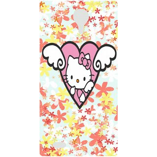 Amagav Back Case Cover for Lava A72 133LavaA72