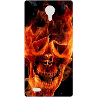 Amagav Back Case Cover for Lava A72 625LavaA72