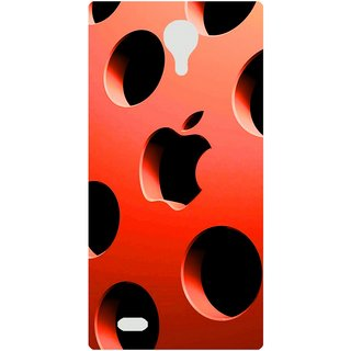 Amagav Back Case Cover for Lava A72 656LavaA72