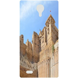 Amagav Back Case Cover for Lava A72 149LavaA72