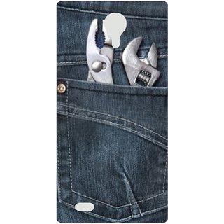 Amagav Back Case Cover for Xolo Era 4G 69XoloEra4G