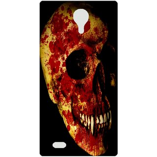 Amagav Back Case Cover for Lava A72 31LavaA72