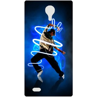 Amagav Back Case Cover for Lava A72 335LavaA72