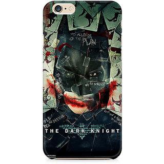 CopyCatz Jokers Batman Premium Printed Case For Apple iPhone 6 Plus/6s Plus