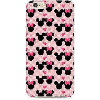 CopyCatz Mickie Minnie Premium Printed Case For Apple iPhone 6 Plus/6s Plus