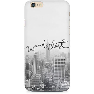 CopyCatz Wanderlust Premium Printed Case For Apple iPhone 6 Plus/6s Plus