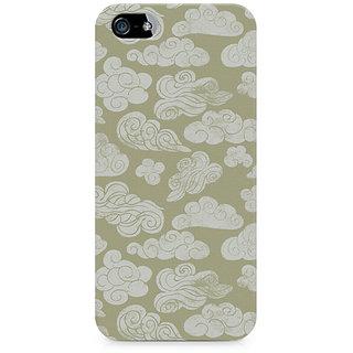 CopyCatz Cloudy Sky Premium Printed Case For Apple iPhone 4/4s
