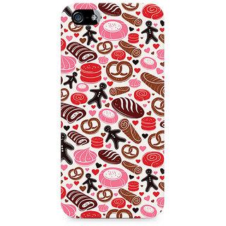 CopyCatz Bakery Love Premium Printed Case For Apple iPhone 4/4s