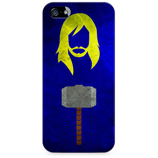 CopyCatz Thor Minimalist Premium Printed Case For Apple iPhone 4/4s