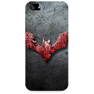 CopyCatz Batman Beyond Logo Premium Printed Case For Apple iPhone 5/5s