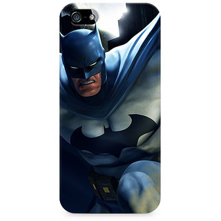CopyCatz Batman in DC Universe Premium Printed Case For Apple iPhone 5/5s