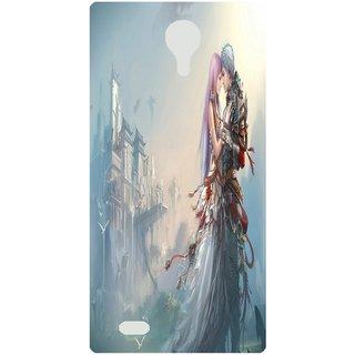 Amagav Back Case Cover for Xolo Era 4G 181XoloEra4G