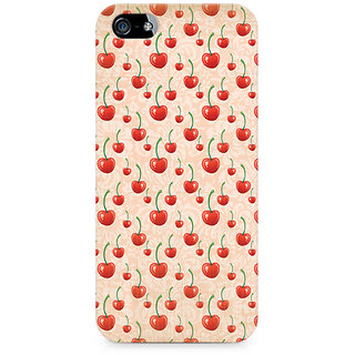 CopyCatz Cherry Overdose Premium Printed Case For Apple iPhone 4/4s