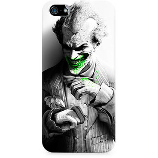 CopyCatz Arkham City Joker Premium Printed Case For Apple iPhone 4/4s