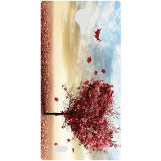 Amagav Back Case Cover for Xolo Era 4G 409XoloEra4G