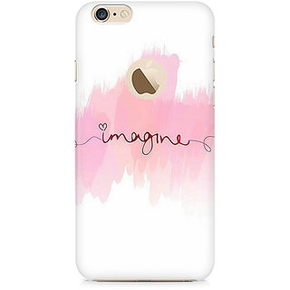 CopyCatz Imagine Premium Printed Case For Apple iPhone 6/6s with hole