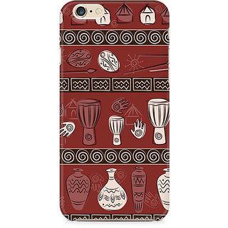 CopyCatz Primitive Pots Premium Printed Case For Apple iPhone 6 Plus/6s Plus